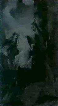 mythologische szene. ein rom by johann jakob baumgartner