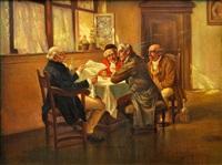 political news by wilhelm giessel