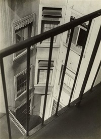 untitled (view into a courtyard) by wolff & tritschler