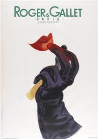 roger & gallet (poster) by fritz buhler