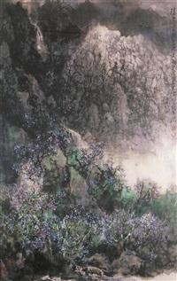 清音 (landscape) by xiao han