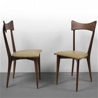 due sedie by ico parisi