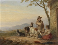 children and goats by john anthony puller