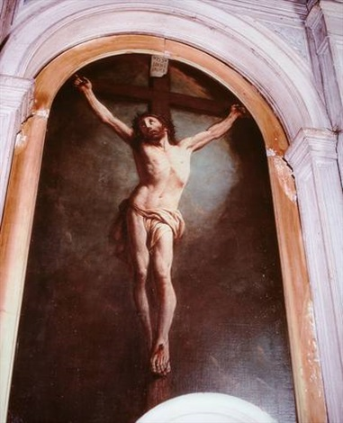 the church san stefano ii venice by andres serrano