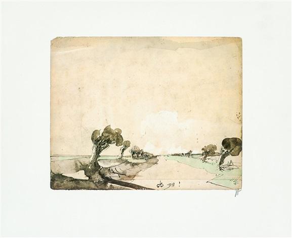 konvolut offsetplakate 4 tlg 4 works by horst janssen