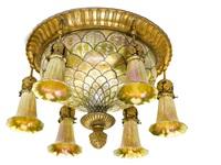 ceiling fixture by quezal (co.)