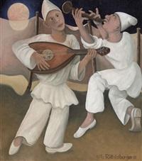 nachtmusikanten by cuno roethlisberger