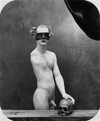 ,portrait as a vanité', new mexico by joel-peter witkin