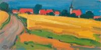 weizenfeld by helmut müller-wiehl
