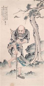 人物 by liu yujin