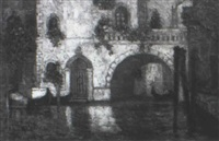 venetian castle by louis seybold