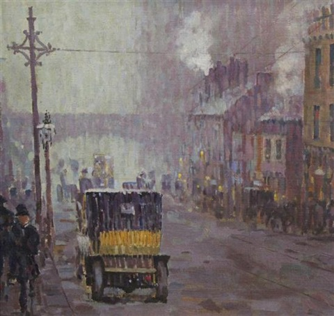 ocford rd manchester by adolphe valette