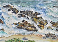 seascape by richard franz kollorsz