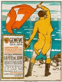 genève 1814-1914 by jules-ami courvoisier