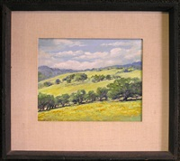 valley oaks by edward m. langley