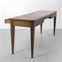 un tavolo by gio ponti