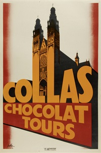 collas chocolat tours by eric de coulon