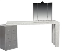 dione dressing table (from aforismi) by antonia astori