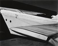 ford tri motor plane by brett weston