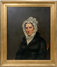 mrs. benjamin franklin lee by william jewett and samuel waldo
