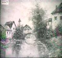 european landscape by theo rauscher