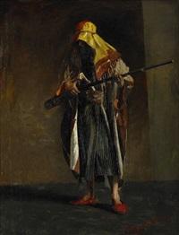 oriental soldier by a. kurbatov