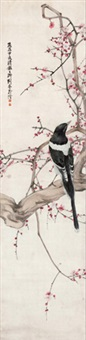 喜上眉梢 by liu kuiling
