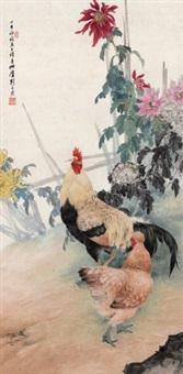 双吉图 by liu kuiling