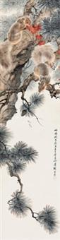 松鼠 by liu kuiling