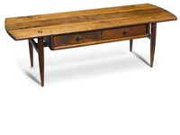 coffee table by sam maloof