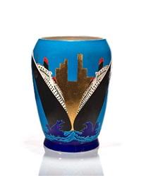 new york, new york vase by danillo curetti