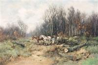 loggers by dorus arts