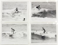 surfing - torrance (california) (set of 14) by leroy grannis