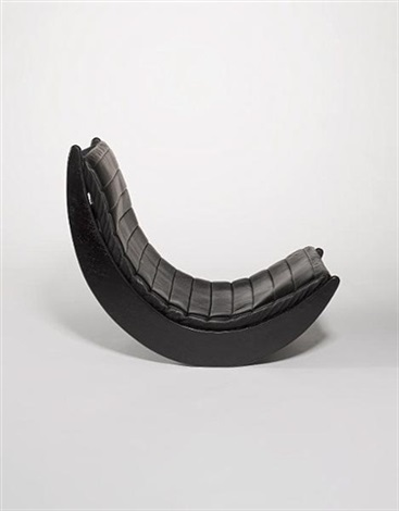 Relaxer 2 Rocking Chair By Verner Panton