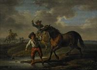 hästtämjare by philips wouwerman