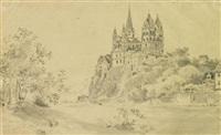 der dom zu limburg by friedrich christian reinermann