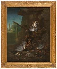 bodegón de caza by pieter casteels iii