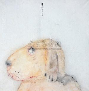 闲着no.4 (idle no.4) by zeng jianyong