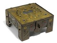letter box by alfred-louis-achille daguet
