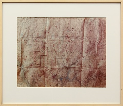 tactical pilotage chart wendover air base the secret hanger of the enola gay by richard misrach
