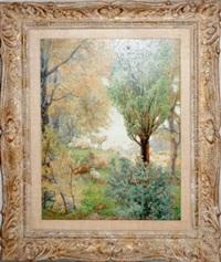 landscape by barthélémy roger