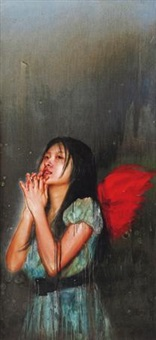 祈祷2008 (prayer) by jia qiong