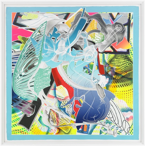 canthahar by frank stella