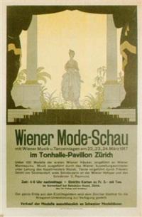 wiener mode-schau by otto friedrich lendecke