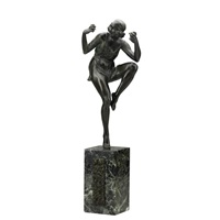 dancing woman by pierre laurel
