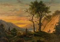 landschaft by matthias rudolf toma