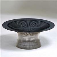coffee table by warren platner