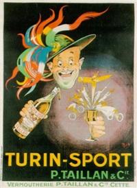 turin-sport, p. taillan und cie by michel liebeaux