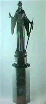 personifikation des harbni- ordens by heinrich wadere
