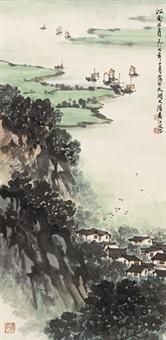 江南三月 by song wenzhi